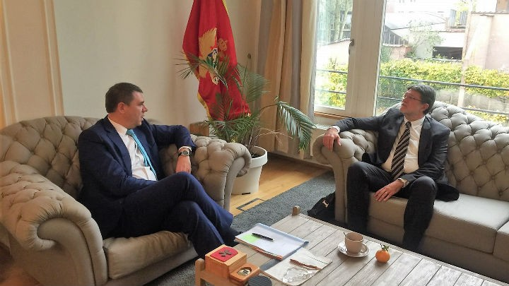 Picula and Drljević: The EU membership for the Balkan countries is important in terms of stability in the region