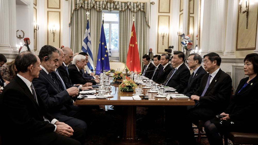 Xi Jinping arrives in Athens – 16 agreements are pending signature