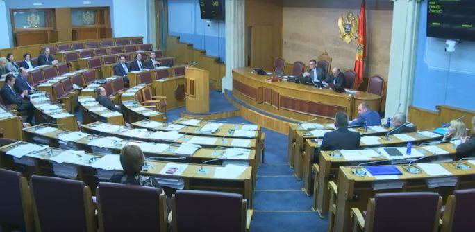"Montenegrin MPs divided over ""mini Schengen"""