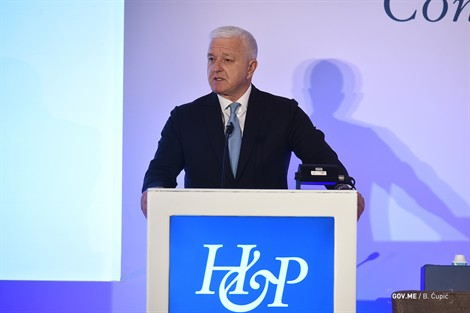 Marković presented the Government's achievents in London