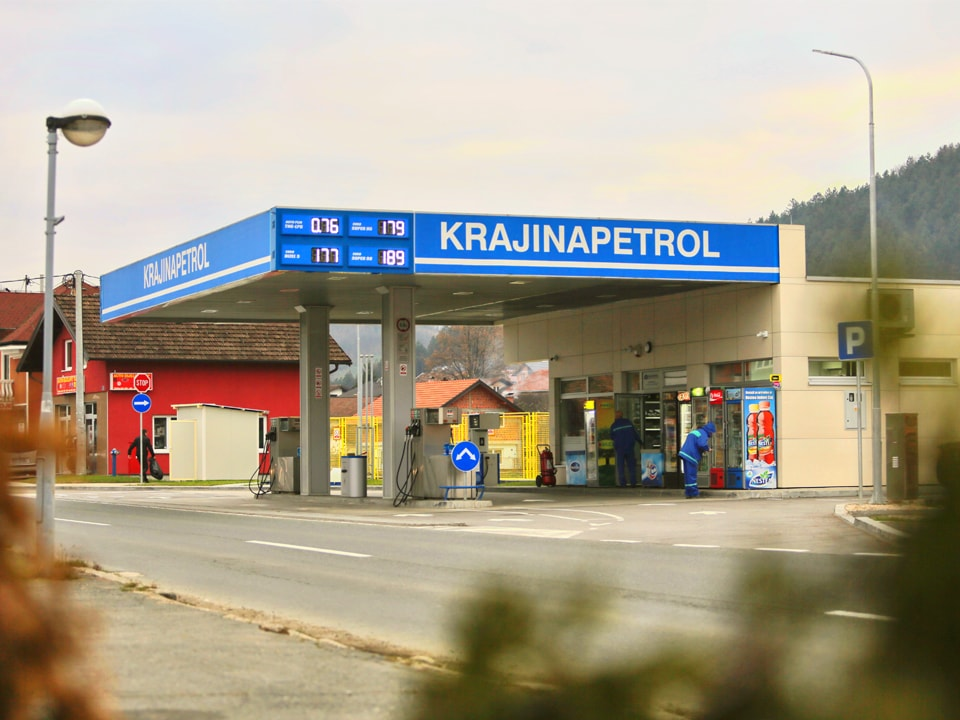 Croatian INA wants to purchase Krajinapetrol Banja Luka