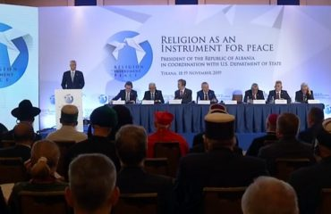 President Thaçi: Religion in Kosovo in service to the strengthening of peace and tolerance
