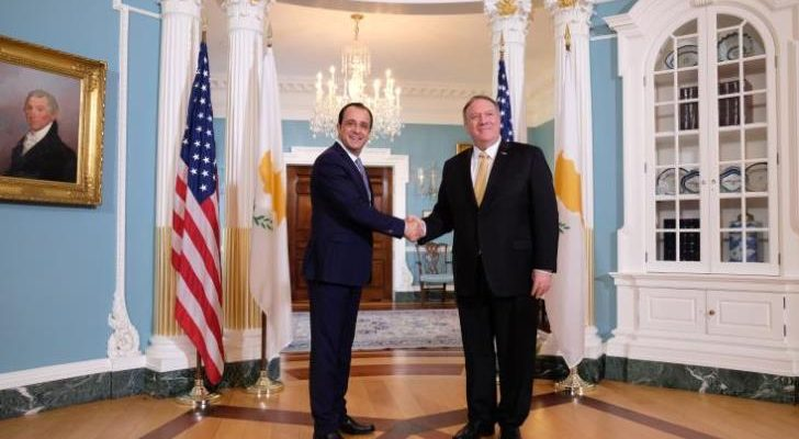 Cyprus and USA strengthen their relations