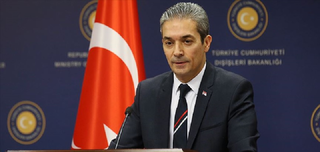 Turkish Foreign Ministry spokesman responds to Greek PM's statements