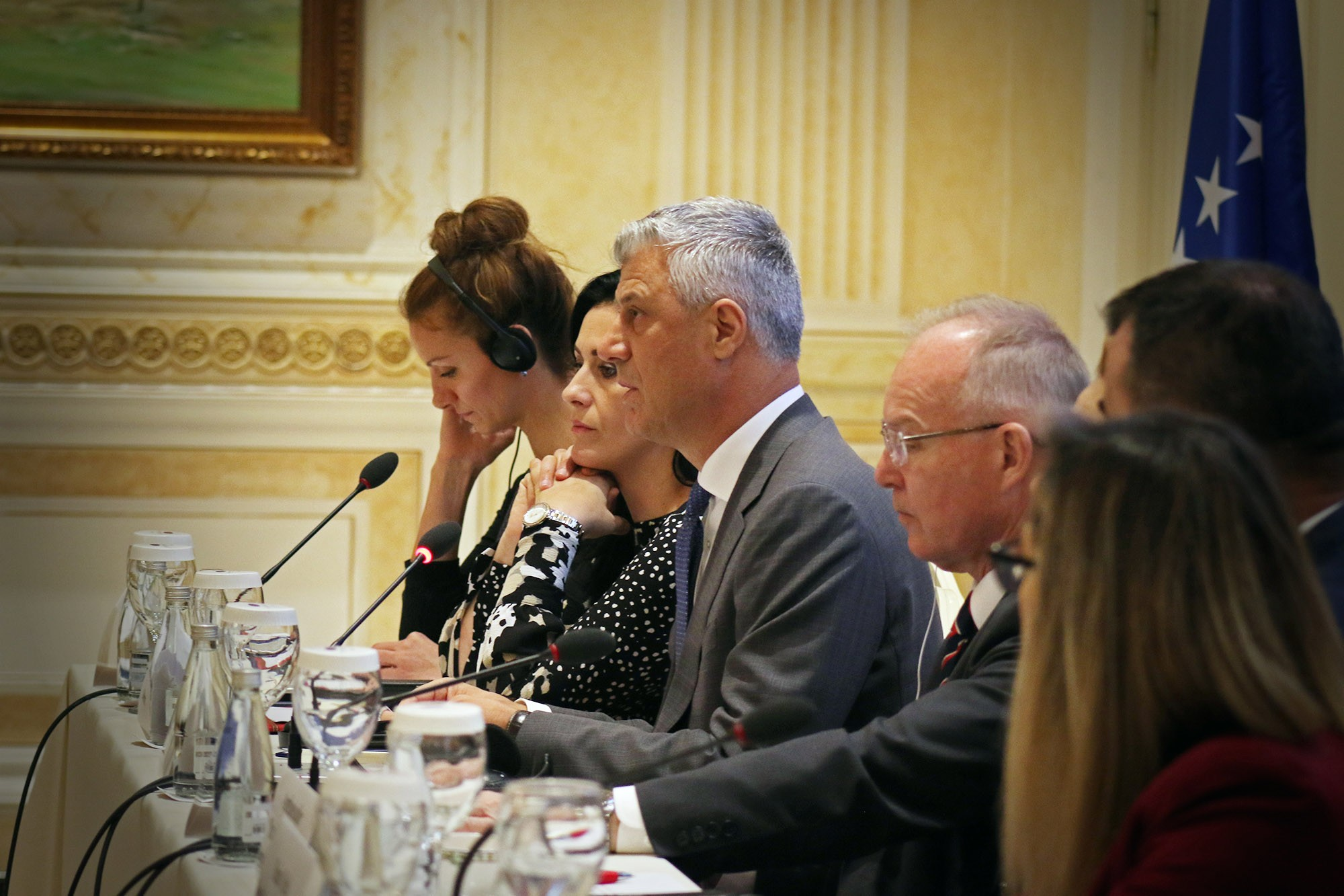 President Thaçi: Emancipation of women in Kosovo constitutes emancipation of the whole society