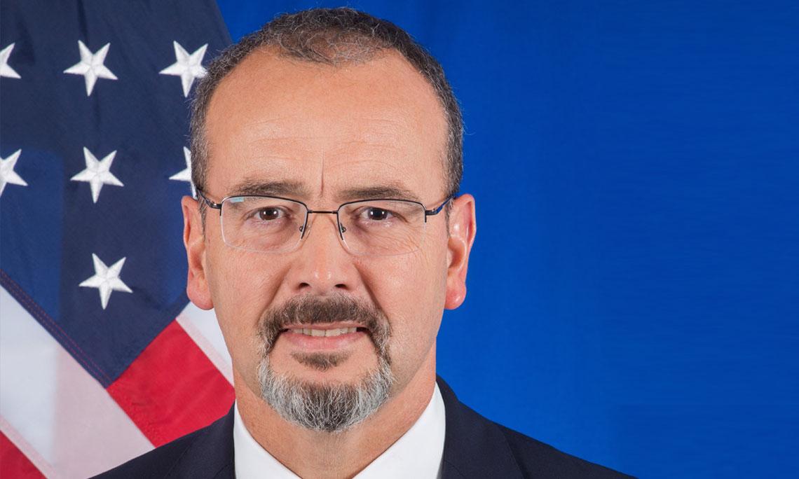 Godfrey: U.S.  intention is to encourage the Kosovo-Serbia dialogue
