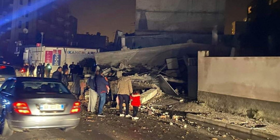 Strong earthquake shakes Albania, 7 dead, over 235 injured
