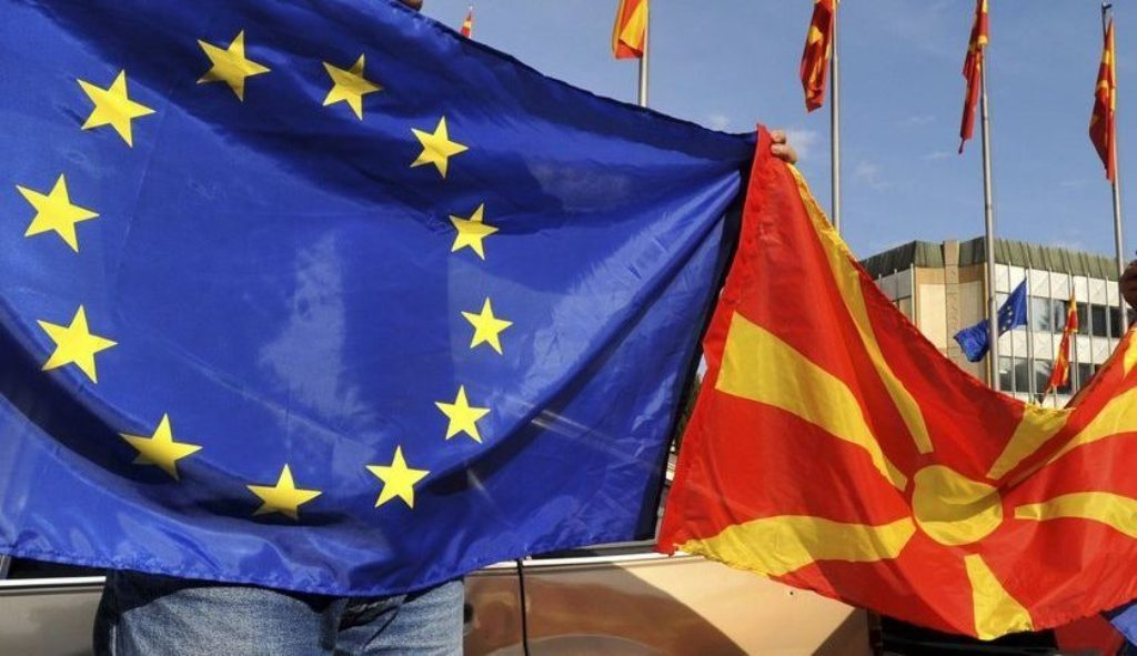 Dendias in Skopje, Tsipras in Paris to support the European prospects of North Macedonia