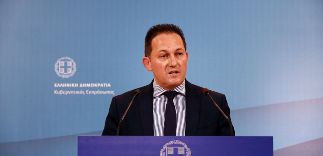 Petsas: There is no such incident where Greek authorities opened fire