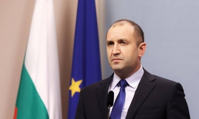 Bulgarian President met with EU Ambassadors