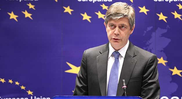 Wigemark appointed as Head for EULEX in Kosovo