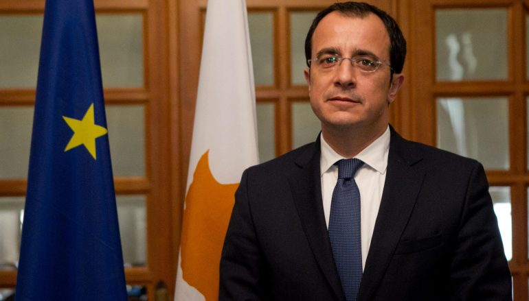 Christodoulides: The list of natural and legal persons to be EU-sanctioned is ready