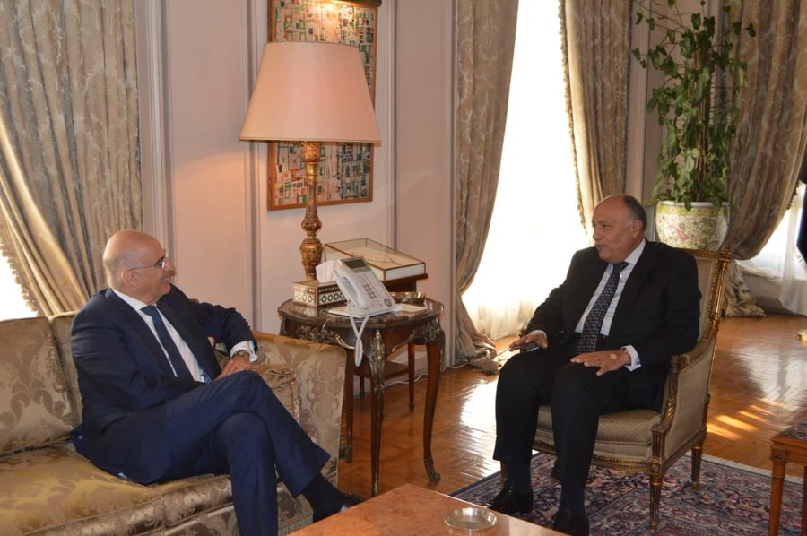 Egyptian Minister of Foreign Affairs: The Turkish-Libyan Memoranda are not part of the Skhirat Agreement