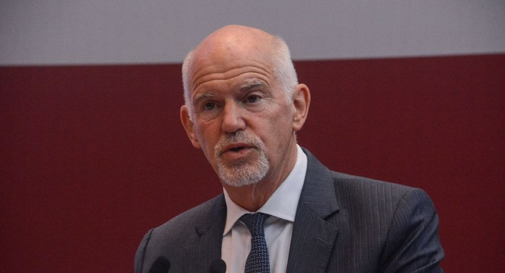 Papandreou denies connection to SYRIZA revamp