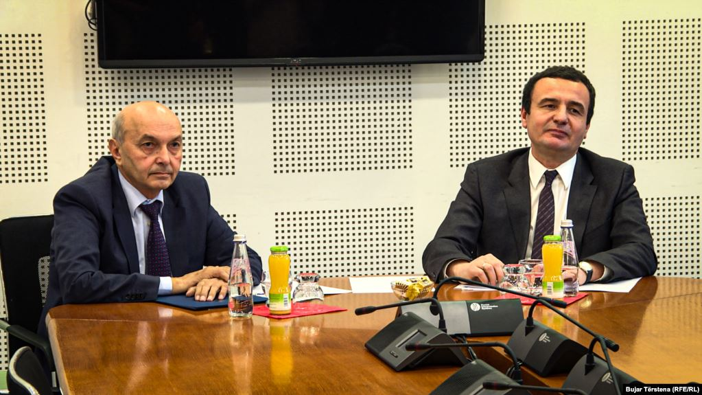 Vetevendosje, LDK fail to reach agreement on coalition government