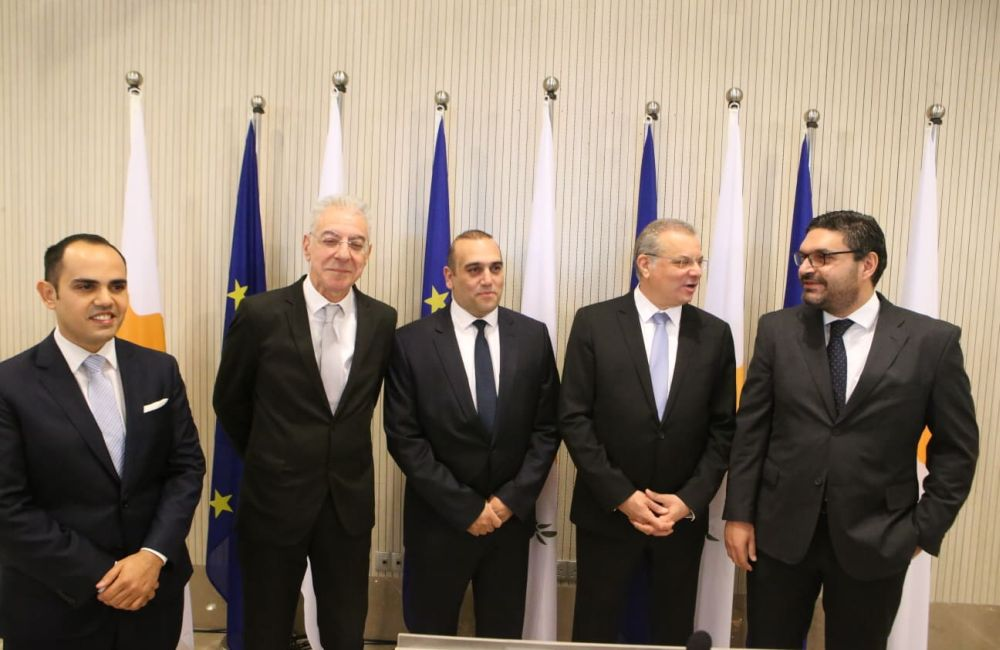 Cyprus: New Ministers sworn in