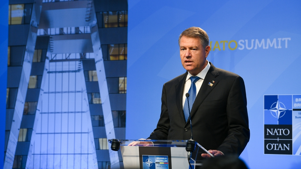 NATO Summit in London: Klaus Iohannis' statements