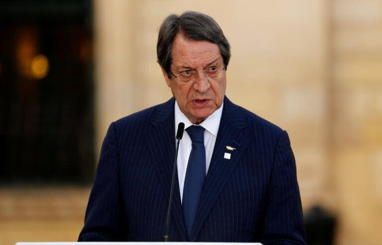 Anastasiades calls for a de-escalation