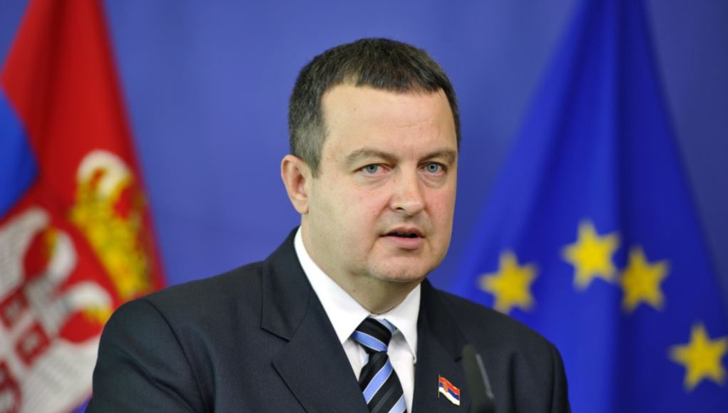 Dacic: Good political relations with Greece must improve economic relations