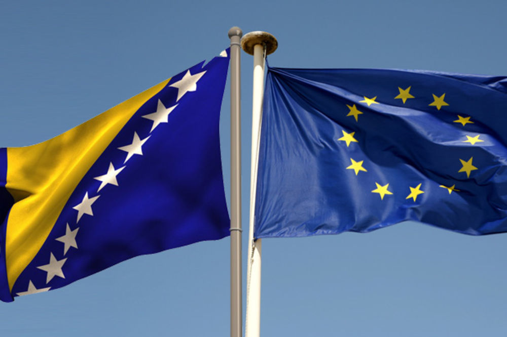 BiH far from fulfilling the criteria for an EU membership