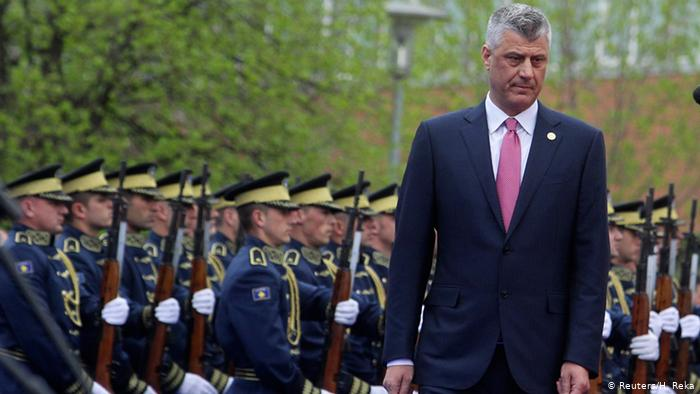 "President Thaci reacts to US Embassy Statement: Recak was a massacre not an ""event"""
