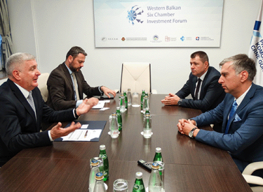 BiH and Montenegro have a lot of room for cooperation