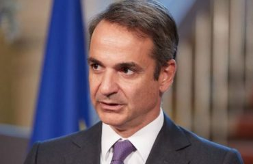 Kyriakos Mitsotakis: Greece will do whatever it takes and whatever is needed to protect its sovereign rights