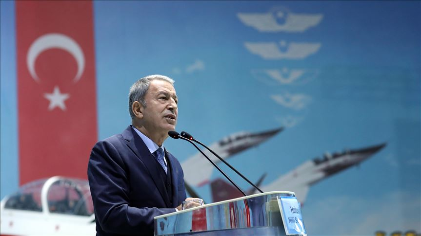 Akar: The hands of the Turkish nation are clean and we were never associated with the alleged events