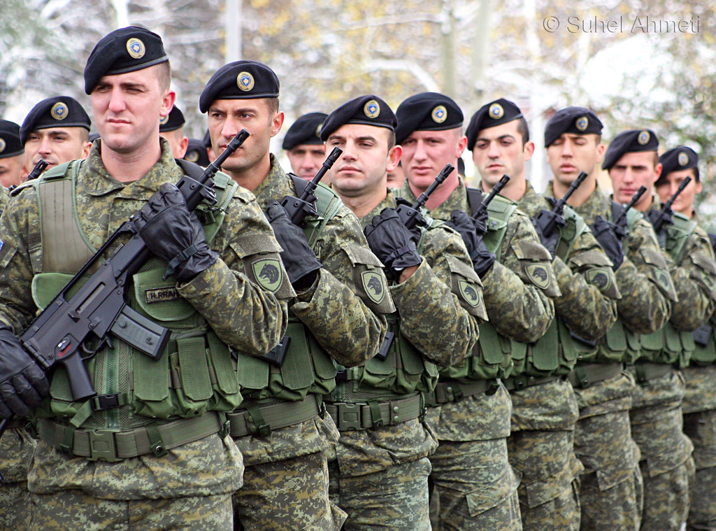 Kosovo Security Force the most trusted institution