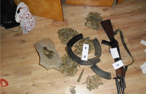 BiH Border Police arrested several persons suspected of smuggling migrants
