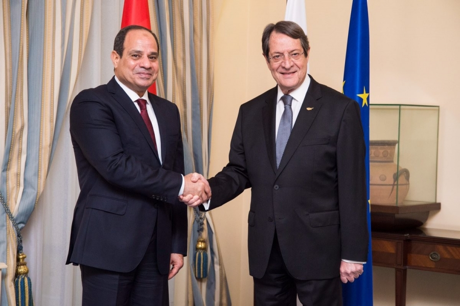 Phone conversation between Anastasiades and Sisi