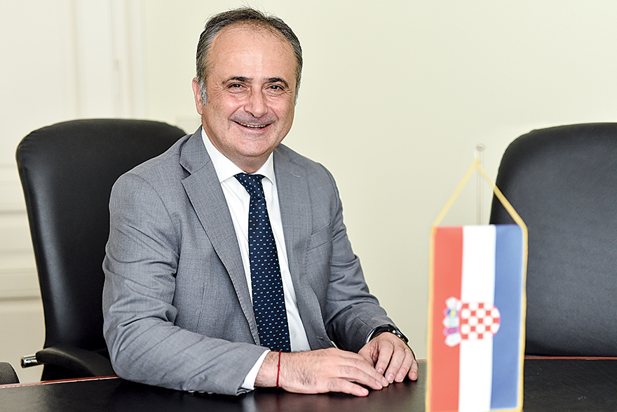 Bakota: Croatia is not getting in the way of Serbia's European path