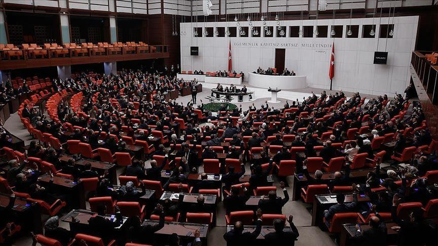 Turkish Parliament approves the deployment of Turkish forces to Libya