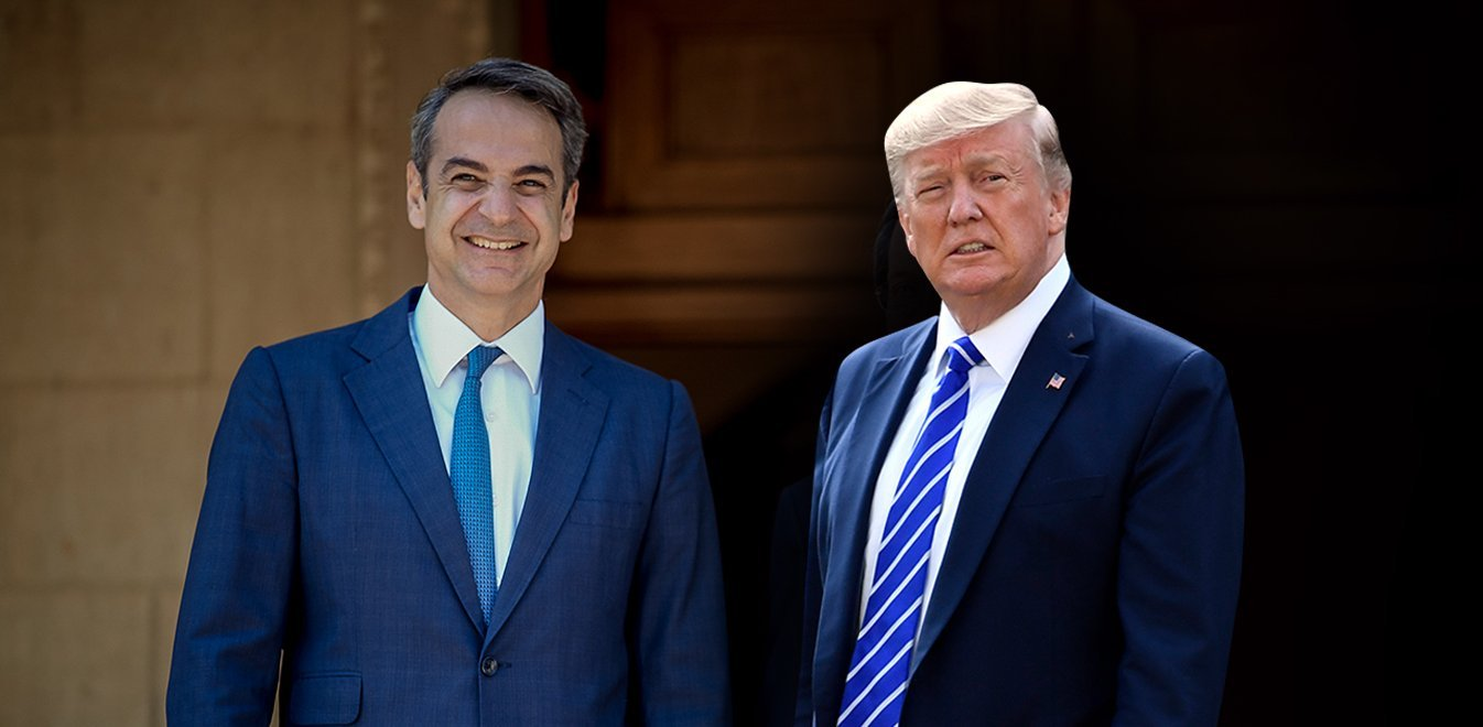 Trump hails Greek economic recovery as Greek PM visits White House
