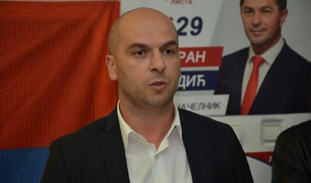 Kosovo Serb politician's car set on fire