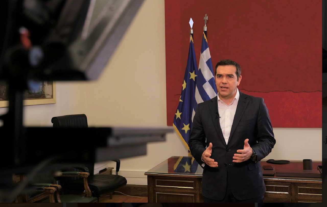 Tsipras calls for the voting of the Defense Cooperation Bill with USA to be suspended
