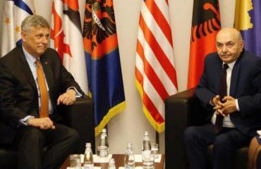 US ambassador Kosnett calls on Kosovo political leaders to form a government
