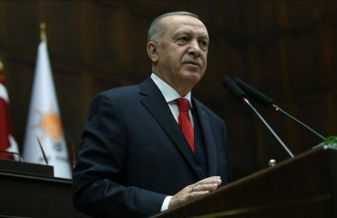 """Erdogan: """"Haftar made a coup and left Moscow"""""""