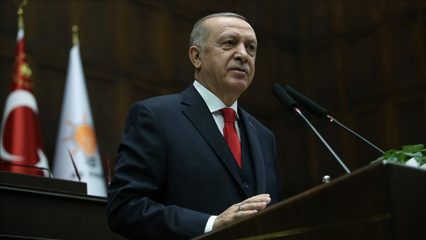 "Erdogan: ""Haftar made a coup and left Moscow"""