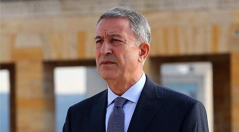 Akar: We might be reaching some results on Libya in Berlin