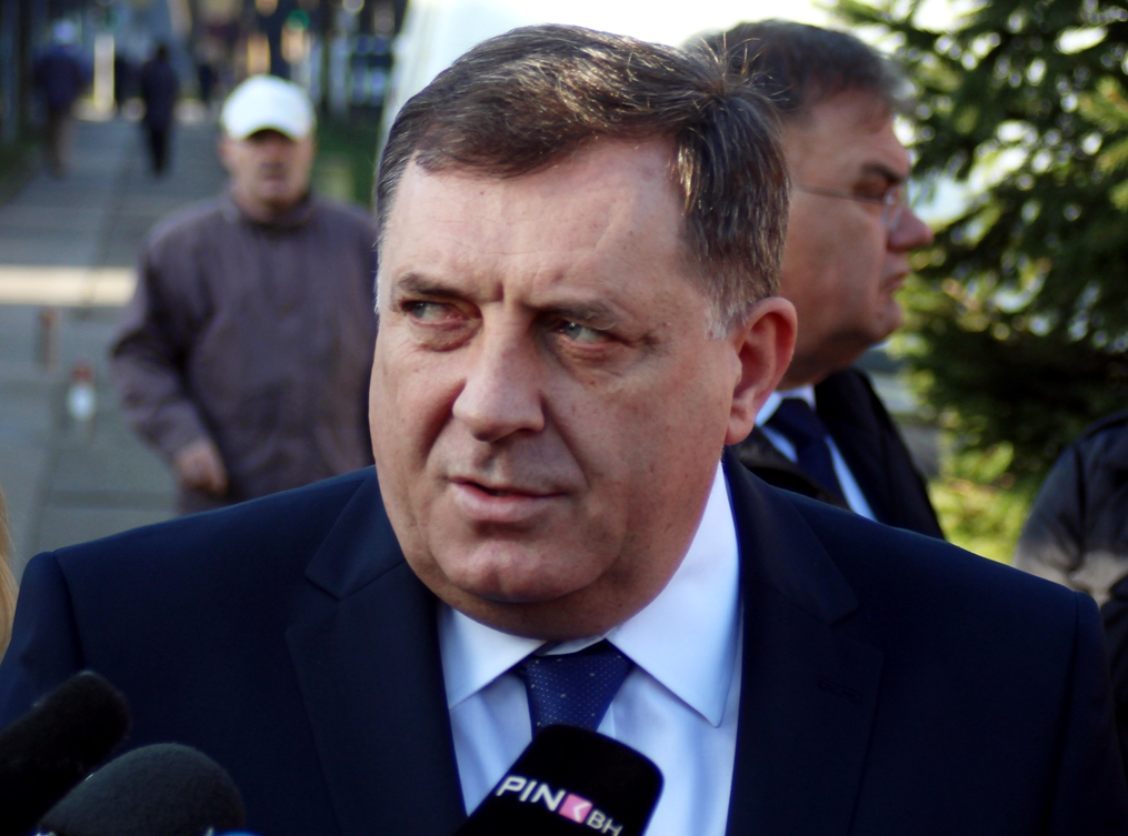 Dodik: All Serbs living in the USA, who have the right to vote, should support Trump