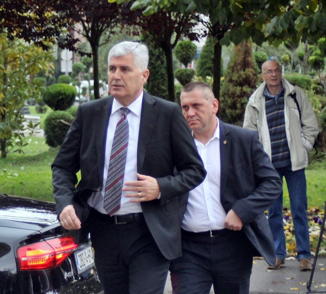 Čović expects continuity of Croatian relations with BiH
