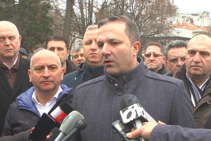 Spasovski: All political entities must fulfill their duty with regard to the new Prosecution Law