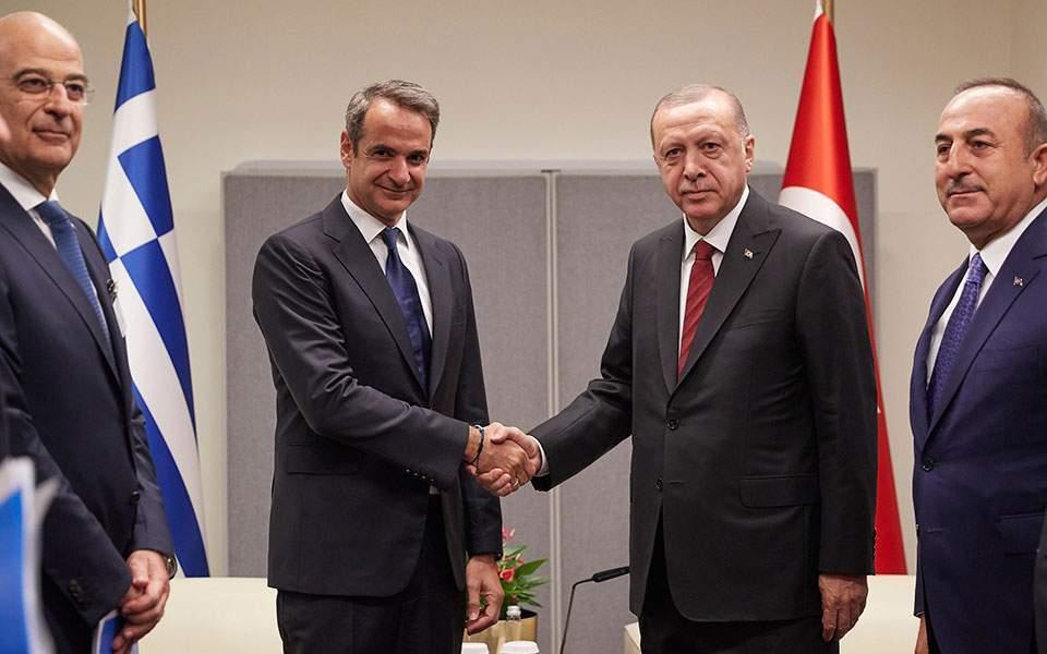 "Erdogan: ""Mitsotakis invited Haftar to provoke us"""