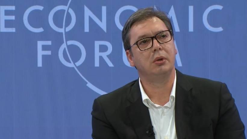 Vucic: I expect some exchange of arguments with Thaci
