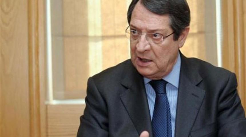 Anastasiades: Our efforts to halt Turkey's behavior continue