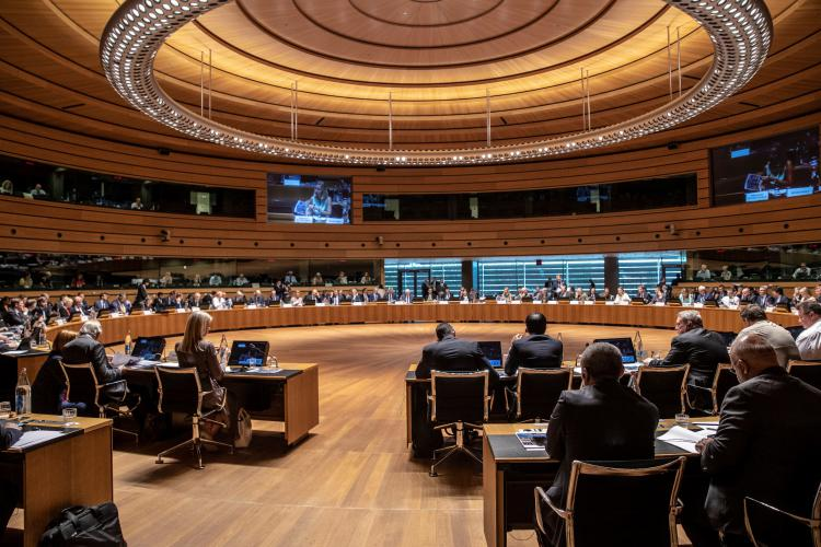 EU Ministers of FA informed about the Berlin Conference