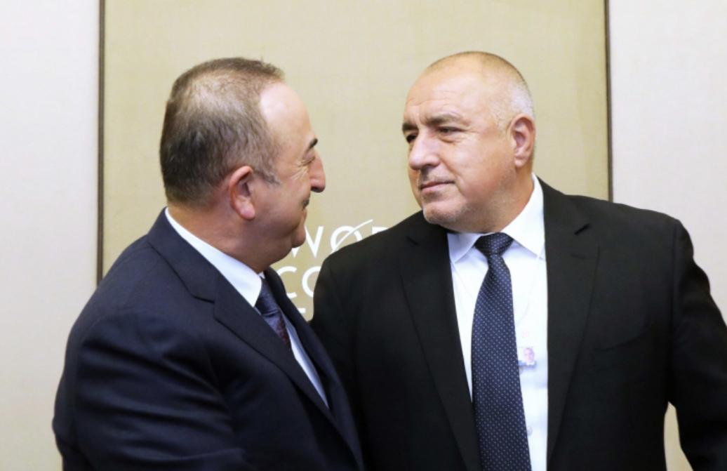 Borissov-Cavusoglu meet in Davos