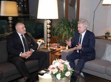 Borissov met with the President of Lukoil