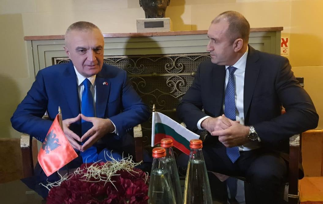 Meta and Radev reaffirm the two countries' excellent relations